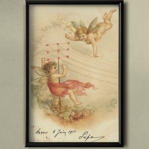 Vintage Fairy Artwork